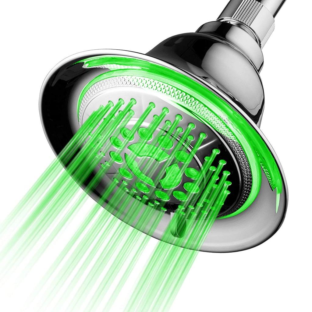 DreamSpa All Temperature Controlled LED Shower-Head