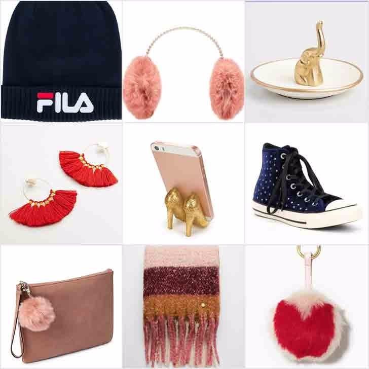 Affordable Fashion Gifts 2017