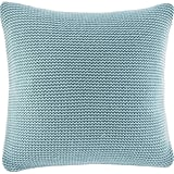 Nautica Bell Point Aqua Knit Throw Pillow ($55)