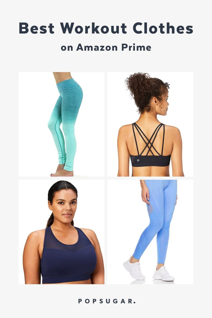 cada00288a0 Best Workout Clothes on Amazon Prime | POPSUGAR Fitness