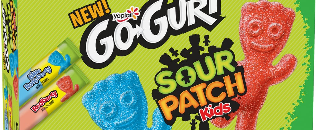 Go-Gurt Sour Patch Kids