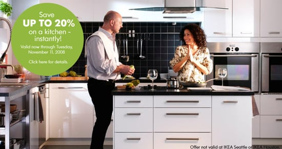 Sale Alert: Ikea Kitchen Sale | Popsugar Home