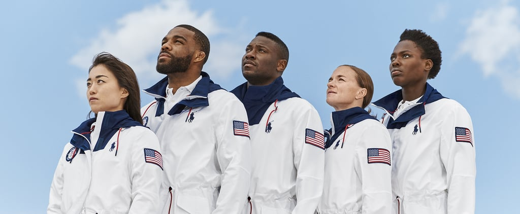 2021 USA Olympics Closing Ceremony Outfits by Ralph Lauren