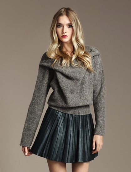 Zara's Fall Lookbook for October 2010