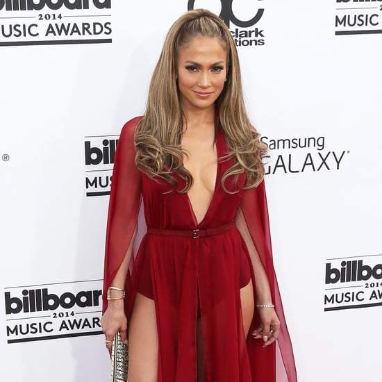 Jennifer Lopez at Billboard Music Awards 2014