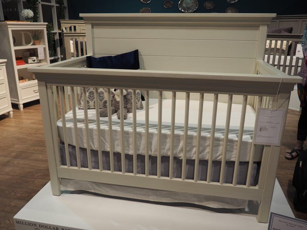 Million Dollar Baby Classic Hollis Convertible Crib