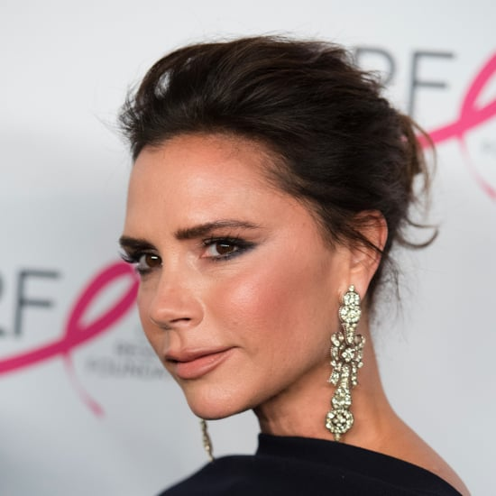 Victoria Beckham Smoky Eye Tutorial