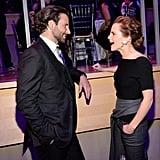 Even Emma Watson Freaks Out Over Meeting Bradley Cooper