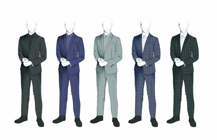 Only 1 Man Could Pull Off All These Suits