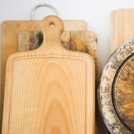 Wooden Cutting Board Care