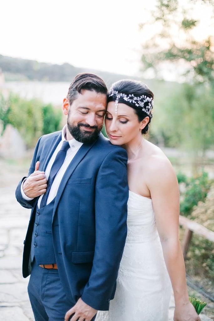 Destination Wedding in Crete