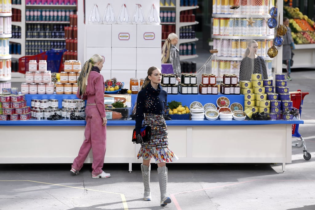 Chanel's Supermarket Sweep, Fall/Winter 2014