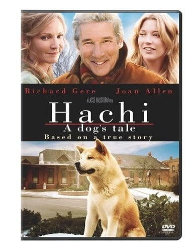 Hachi: A Dog's Tale (G)