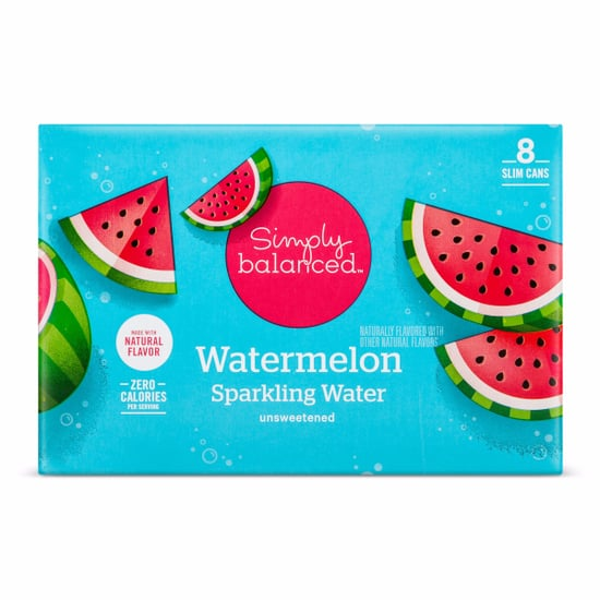 Target's Simply Balanced Watermelon Sparkling Water