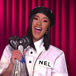 Cardi B's Makeup at iHeartRadio Music Awards 2019