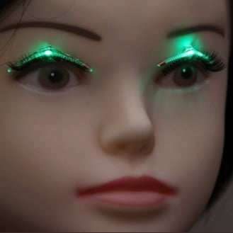 Light-Up LED Eyelashes