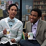 Troy and Abed in the Morning From Community