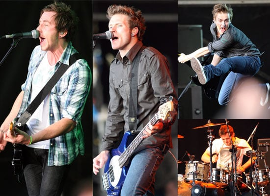 Photos Of McFly Playing Live In Nottingham, Tom Fletcher, Danny Jones, Harry Judd, Dougie Poynter Plus Details Of Their Twitters
