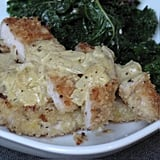 Breaded Pork With Mustard Sauce