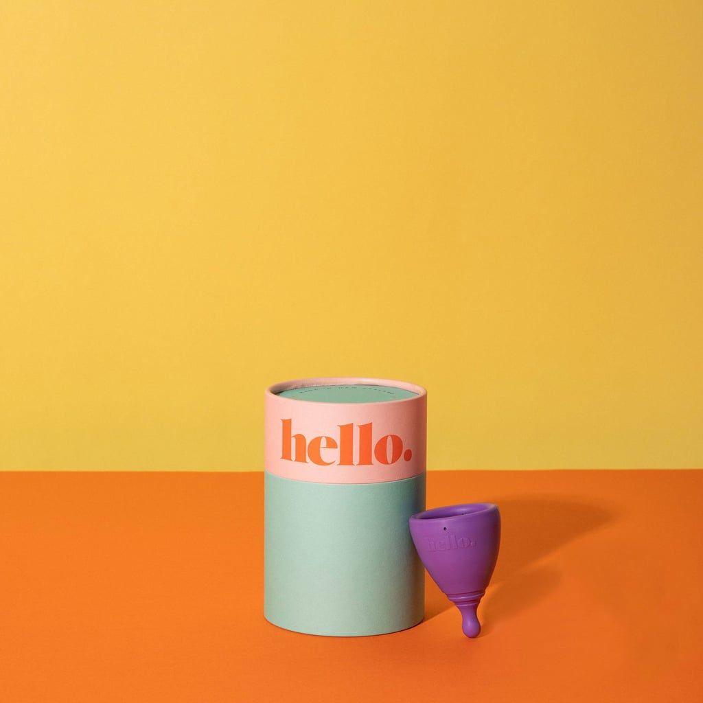 The Hello Cup #PeopleWithPeriods Campaign With Rain Dove