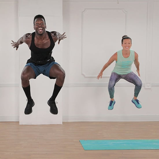 Live Workouts on POPSUGAR Fitness's Instagram, Week of 3/1