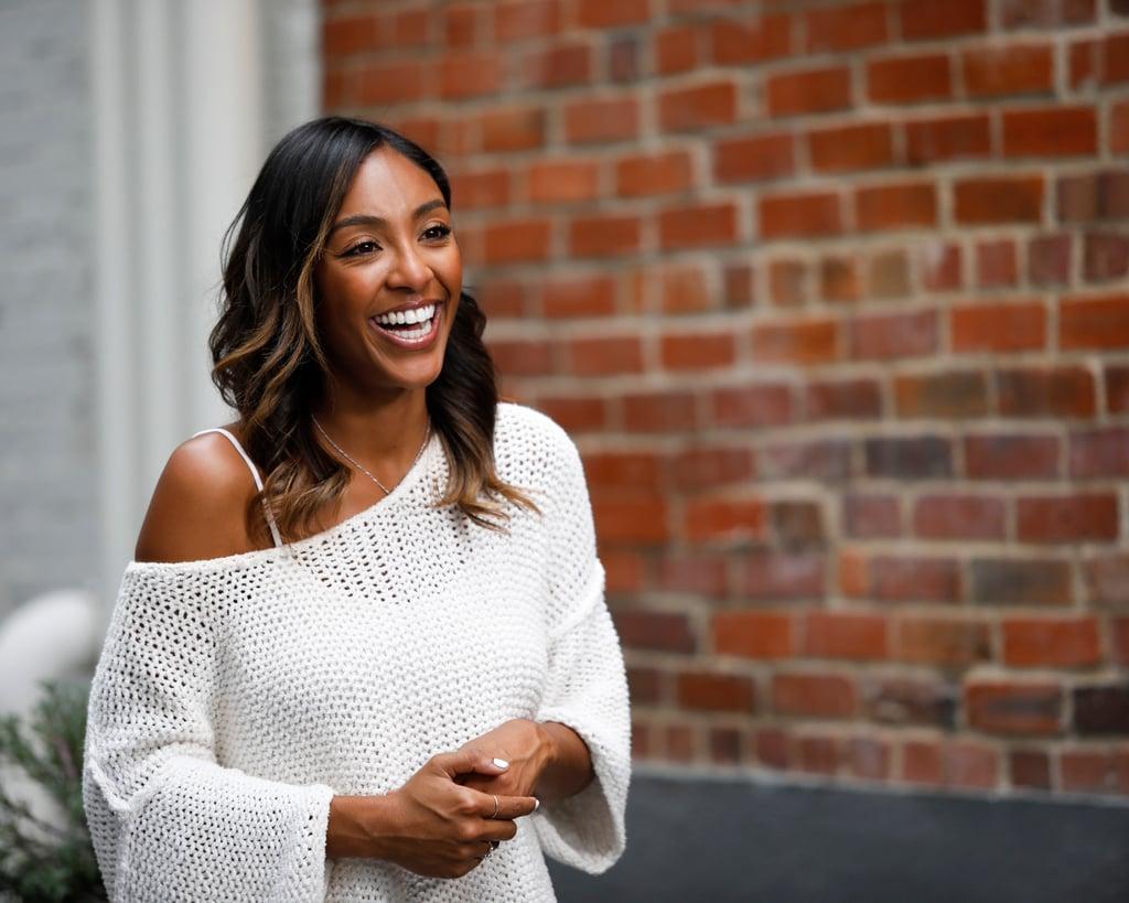 Reactions to Tayshia's Dad on The Bachelor 2019