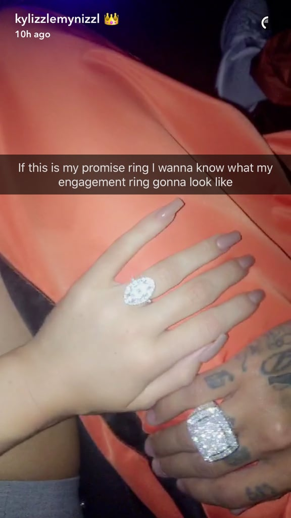 Girl Herself Promise Ring