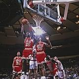 40 Stunning Photos of Michael Jordan Soaring Through the Air