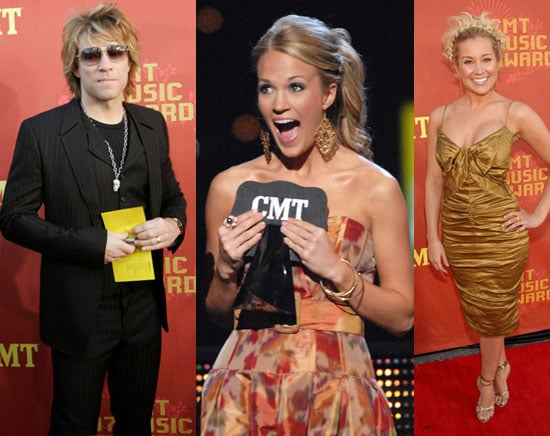 Carrie Underwood Shines at CMTs
