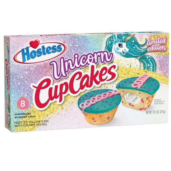Hostess Unicorn Cupcakes