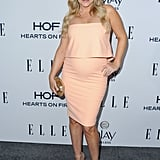 Grey's Anatomy Star Jessica Capshaw Shows Off Her Baby Bump on the Red Carpet