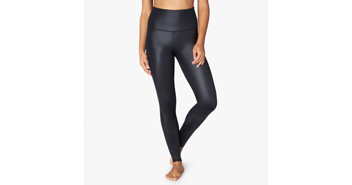 415a79358b Beyond Yoga Gloss Over High Waisted Legging | Lustrous Activewear |  POPSUGAR Fitness Photo 2