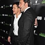 Ben Affleck and Matt Damon at Project Greenlight Event 2014