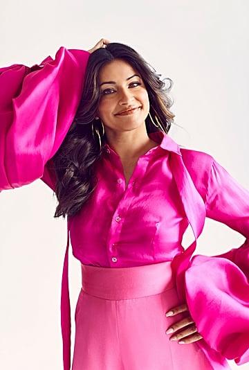 Never Have I Ever Richa Moorjani Fashion Interview