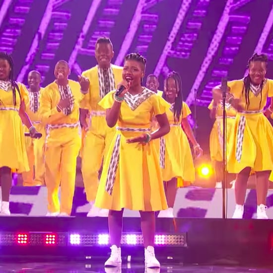 "Ndlovu Youth Choir Sings ""Africa"" on America's Got Talent"