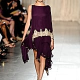 At Marchesa in New York.