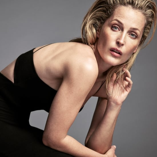 Gillian Anderson For The Edit