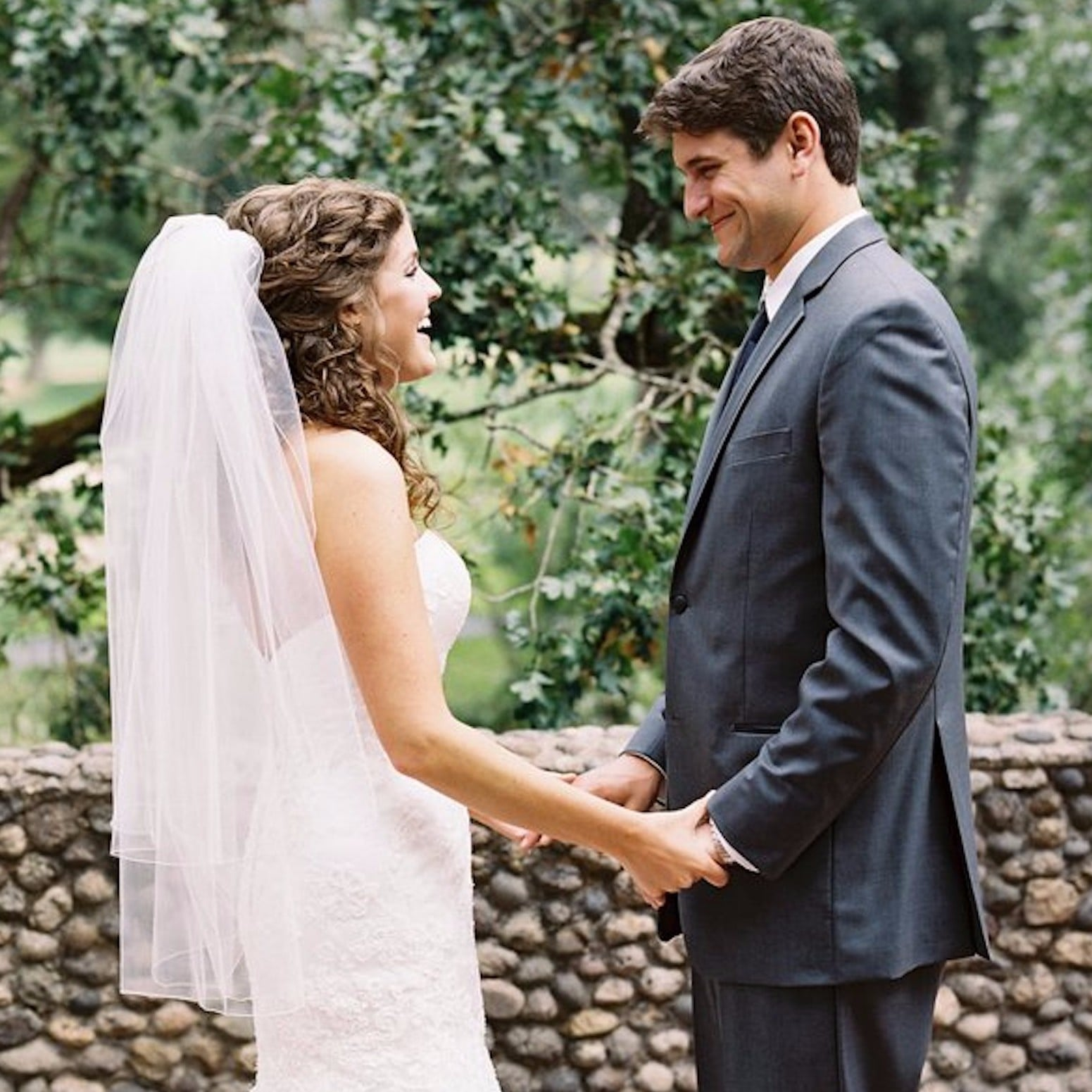 First look wedding photos pros and cons popsugar love sex junglespirit Image collections