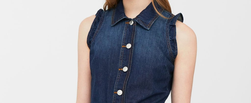20 Denim Dresses That'll Make the Transition Into Autumn Easy