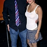 Adam Brody and Rachel Bilson in 2003