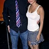 Adam Brody et Rachel Bilson en 2003