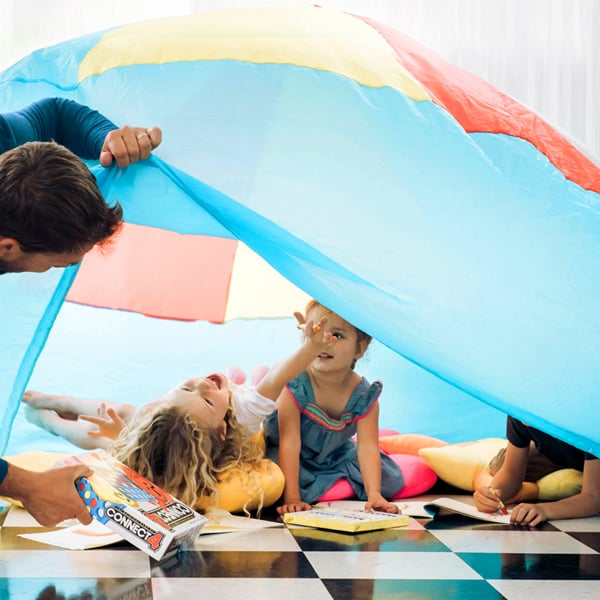 Inflatable Air Fort For Kids