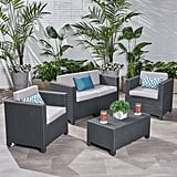 Lubuklinggau Multiple Chairs Seating Group with Cushions