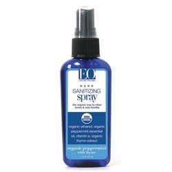 EO Peppermint Hand-Cleansing Spray