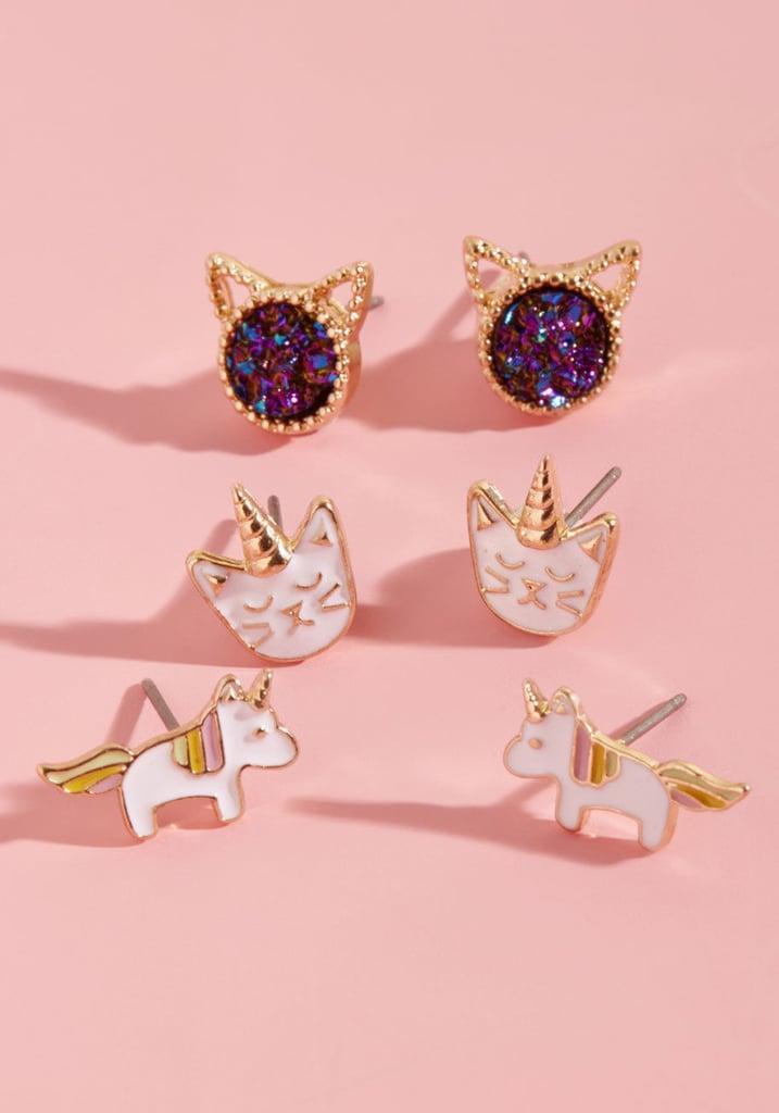 Critter Combo Earring Set
