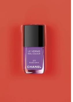 Chanel North Robertson Store Nail Lacquer Collection