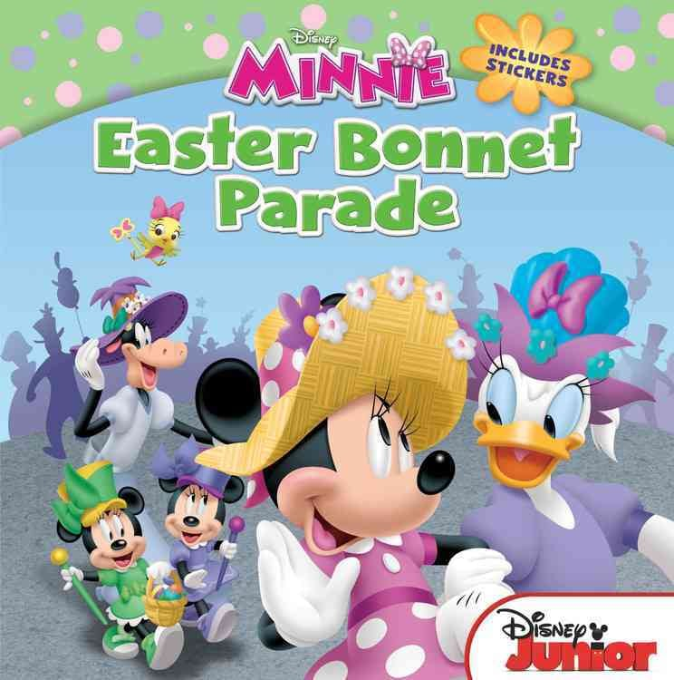 Disney Easter Bonnet Parade Minnie