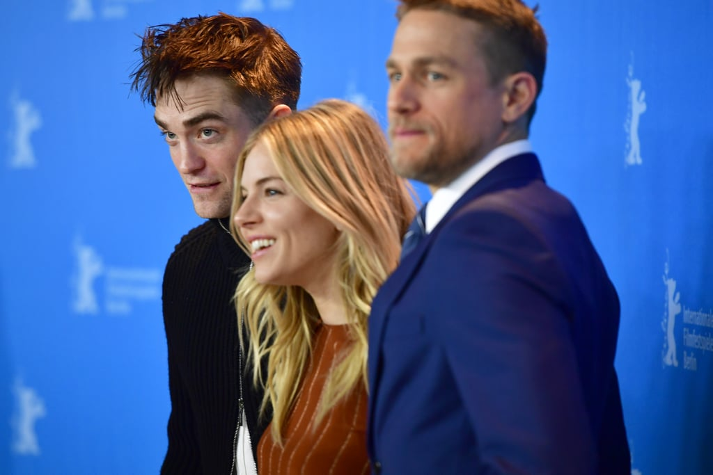 These Photos of Charlie Hunnam and Robert Pattinson Are Our Post-Valentine's Day Gift to You