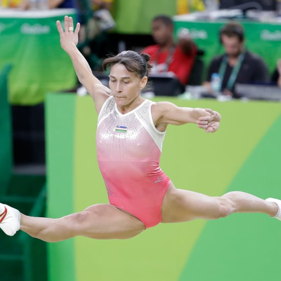 How Old Is Gymnast Oksana Chusovitina? (Video)