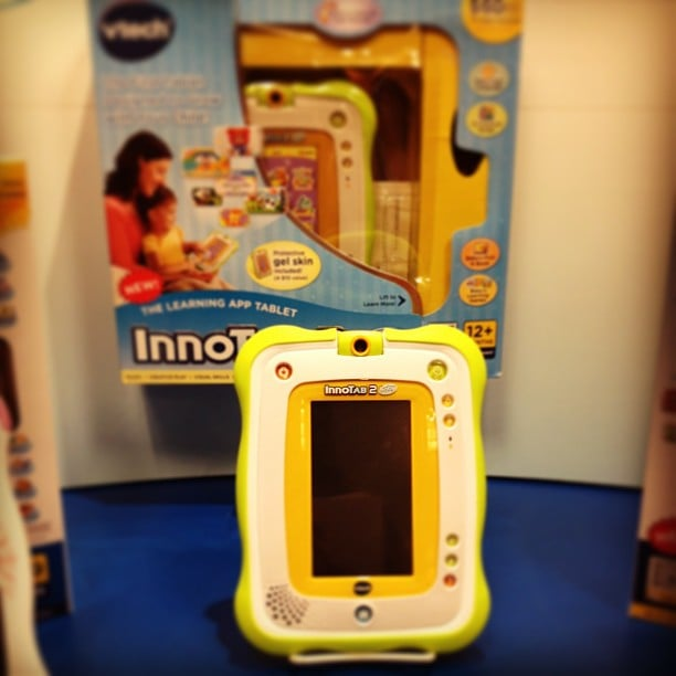 VTech recently introduced the InnoTab2 Baby, a babyproofed version of their popular tablet.